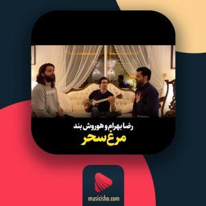 رضا بهرام مرغ سحر | دانلود آهنگ مرغ سحر رضا بهرام با همراهی مهدی دارابی + متن کامل + ویدیو