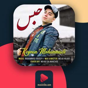 کیوان محمدی – حبس
