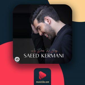 سعید کرمانی از دور که بیای | دانلود اهنگ جدید سعید کرمانی از دور که بیای + متن اهنگ