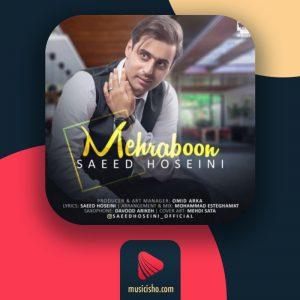 سعید حسینی مهربون : دانلود اهنگ جدید سعید حسینی مهربون + متن کامل