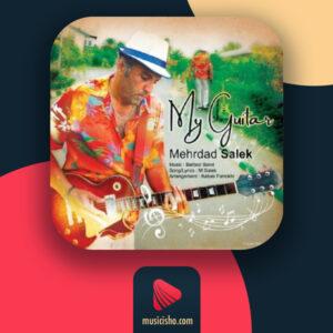 مهرداد سالک گیتار من : دانلود اهنگ جدید مهرداد سالک گیتار من + متن کامل