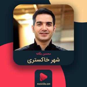 محسن یگانه شهر خاکستری | دانلود اهنگ جدید محسن یگانه شهر خاکستری + متن