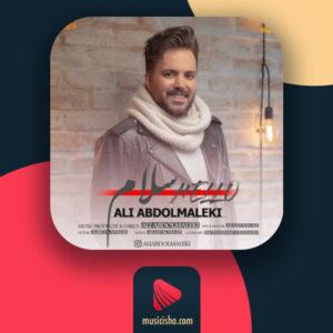 علی عبدالمالکی سلام ❤️ دانلود اهنگ جدید علی عبدالمالکی سلام + متن کامل