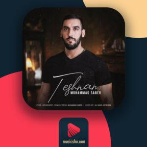 محمد صابر تشنم ❤️ دانلود اهنگ جدید محمد صابر تشنم + متن کامل