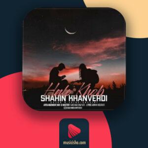 شاهین خانوردی حال خوب ❤️ دانلود اهنگ جدید شاهین خانوردی حال خوب + متن کامل
