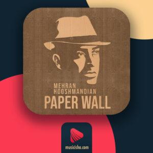 مهران هوشمندیان – دیوار کاغذی